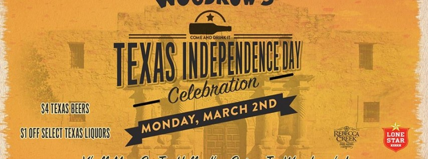 Texas Independence Day Celebration