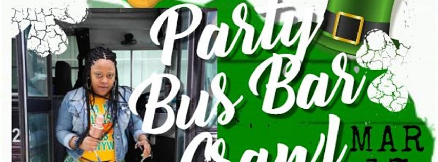 The Ultimate St. Patrick's Day Party Bus Bar Crawl