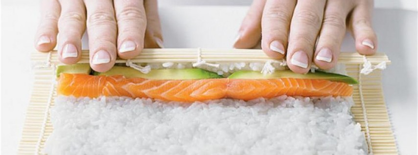 The Art of Making Sushi