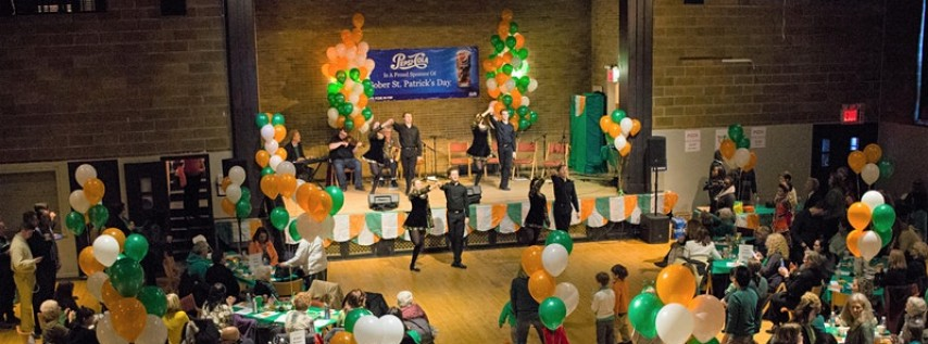 Sober St. Patrick's Day® NYC 2020 Party - Reclaim the Day!