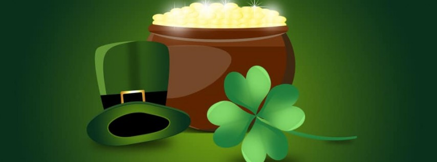Shuckers St. Patrick's Day Soft Tip $250 Blind Draw