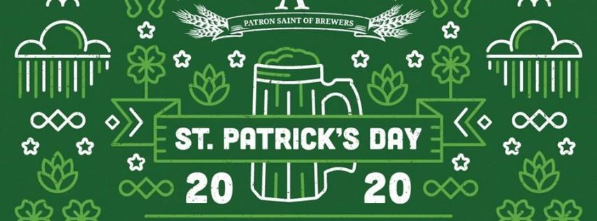 St. Patrick's Day at Saint Arnold