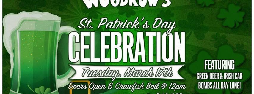 St. Patrick's Day Cele