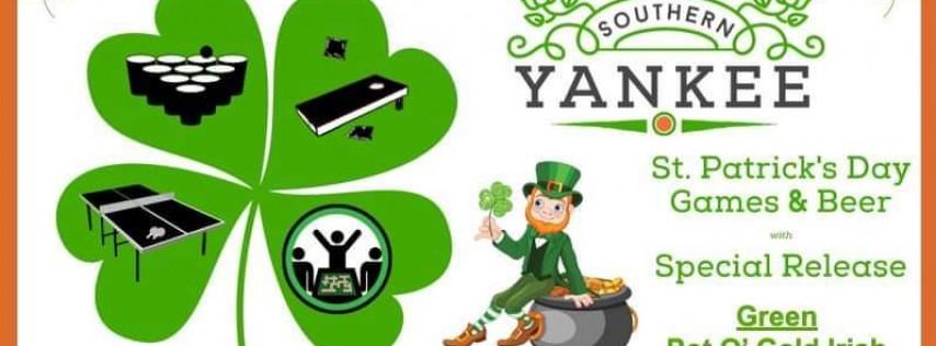 St. Patrick's Day Shindig at SoYank