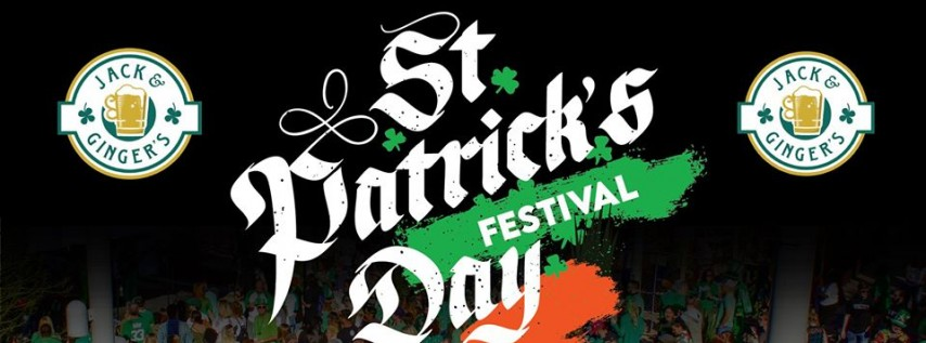 St. Patrick's Day Festival at Jack & Ginger's
