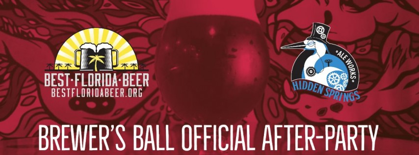 Official Brewer's Ball After-Party