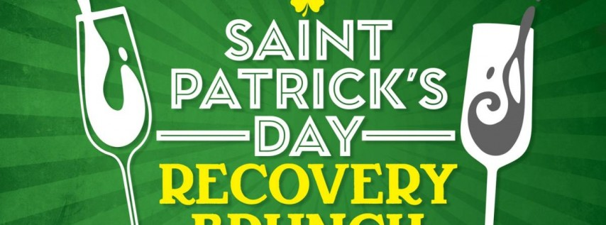 Saint Patrick's Day Recovery Brunch