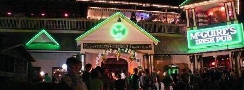 McGuire's St. Patrick's Day Extravaganza