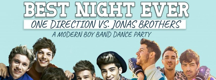 Best Night Ever: One Direction vs. Jonas Brothers at Soundbar