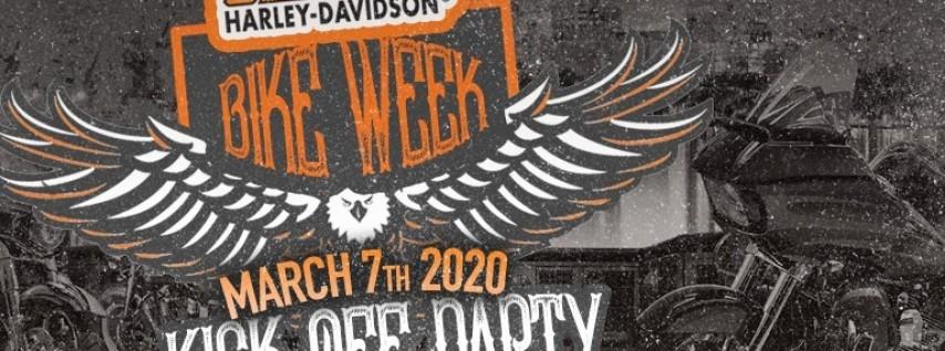 Orlando Bike Week Kickoff PARTY