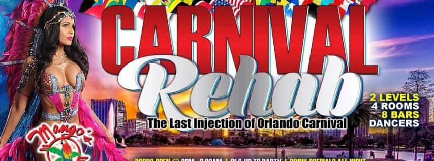 Carnival Rehab 2020