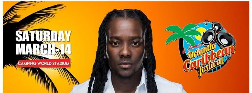 Mr Killa and the Re3bel 1 Band at the Orlando Caribbean Festival