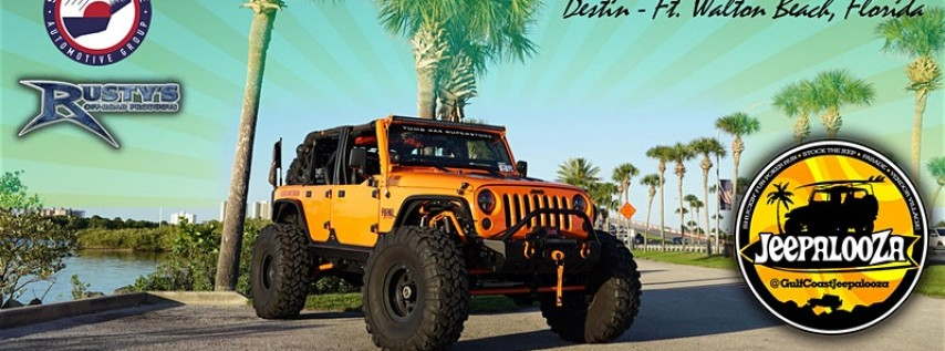 Gulf Coast Jeepalooza 2020 | 'The Jeep Event Like No Other!'