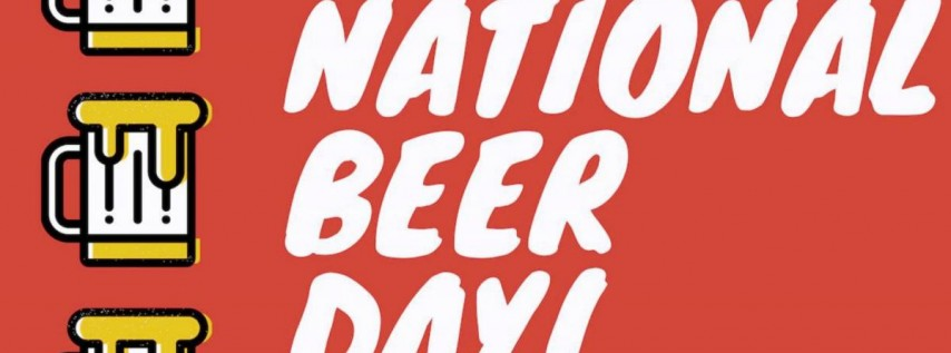 National Beer Day!