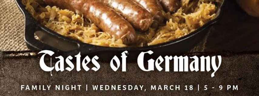 Tastes of Germany, Family Style - Members