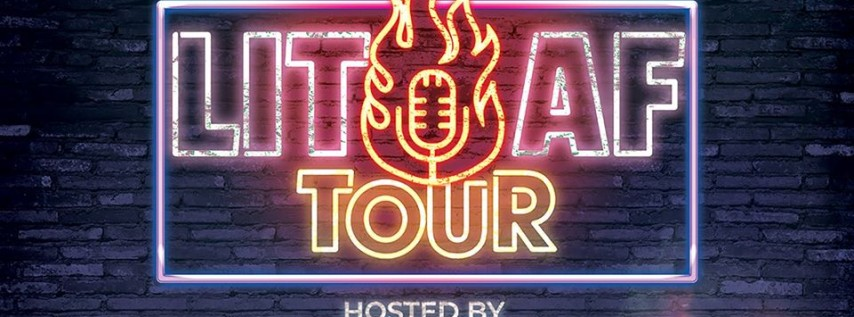 LIT AF Tour hosted by Martin Lawrence at the MS Coast Coliseum