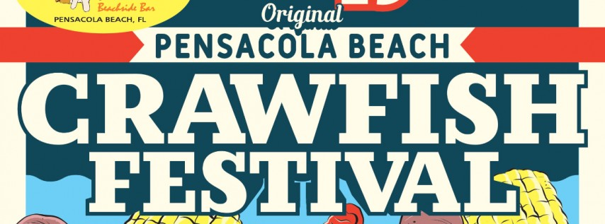 19th Annual Original Pensacola Beach Crawfish Festival