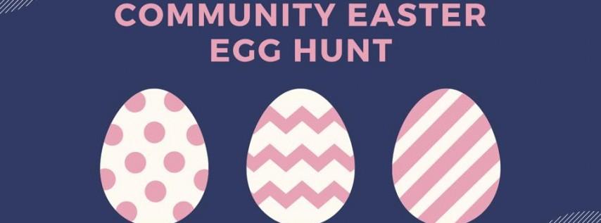 Evergreen Easter Egg Hunt