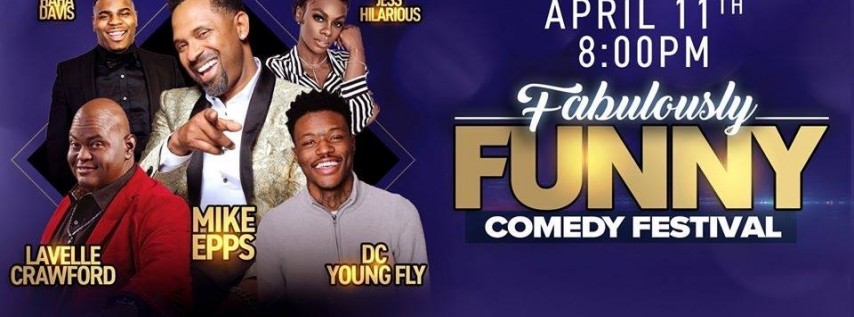 Mike Epps, DC Young Fly, Jess Hilarious, & More Live In Atlanta