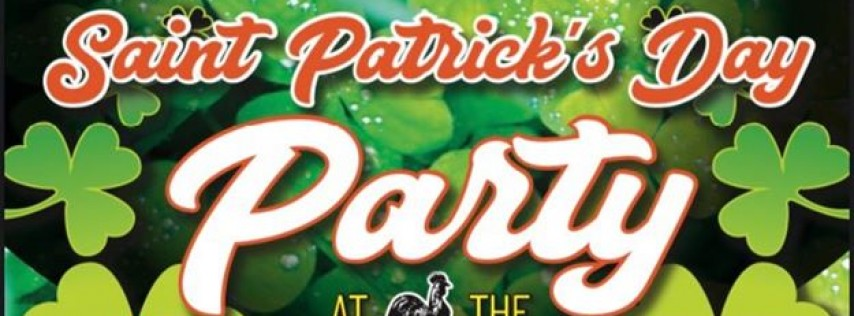 St Patrick's Party 2020