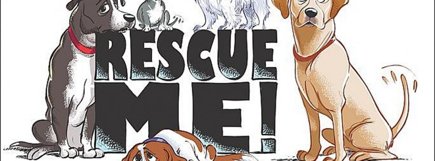Mutts and Munchies - Meet The Rescues