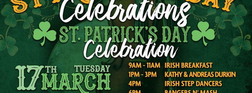 St Patrick's Day Celebration at Tim Finnegans