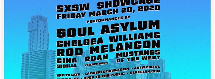 Blue Élan Records Official SXSW Showcase
