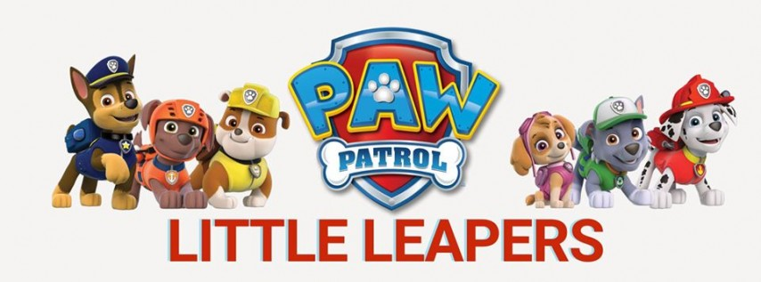 Little Leapers: Paw Patrol- Canceled