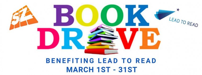 Book Drive benefiting Lead to Read KC-Canceled