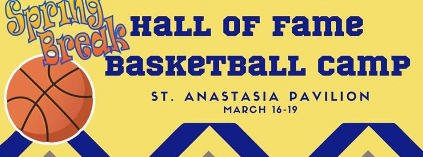 Spring Break Basketball Camp