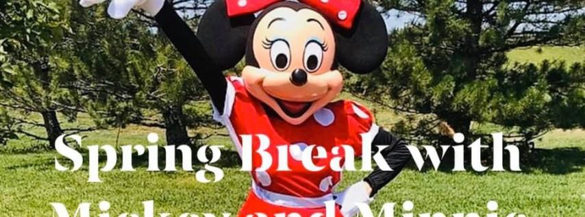 Spring Break Disney Night with Mickey & Minnie