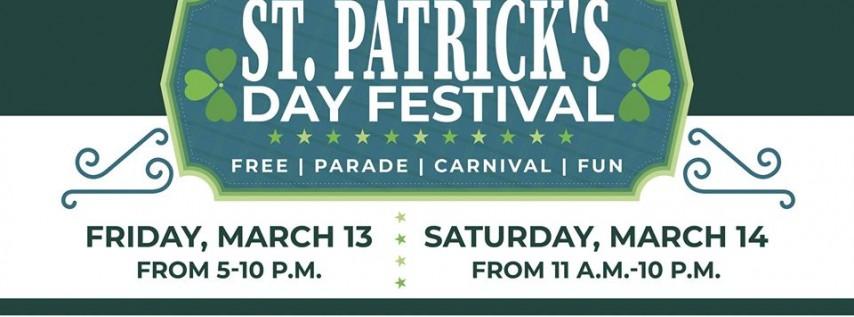 St. Patricks Day Festival