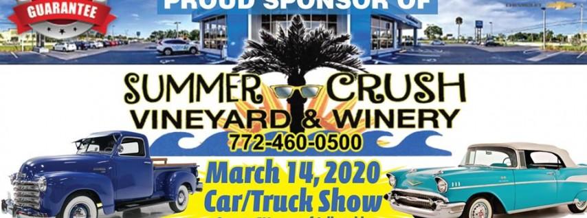 Spring Flower Power Cruise-In & Winestock