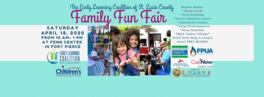 ELC Family Fun Fair in Fort Pierce