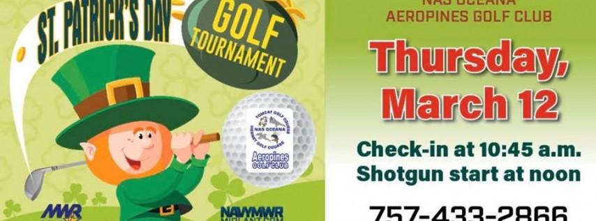 St. Patrick' Day Golf Tournament