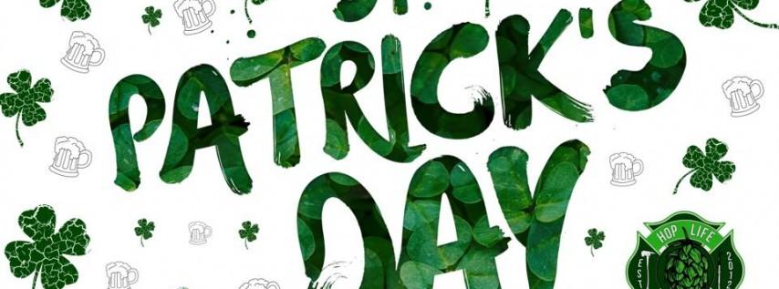 St Patrick's Day Party @ HopLife