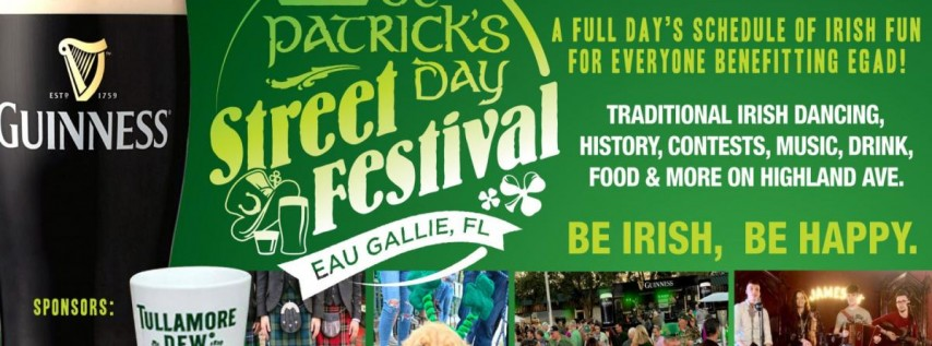 St. Patrick's Day Street Festival | The Cottage Irish Pub