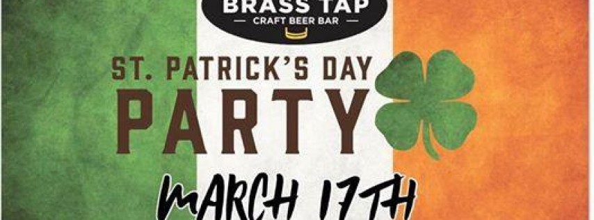St. Patrick's Day at The Brass Tap!
