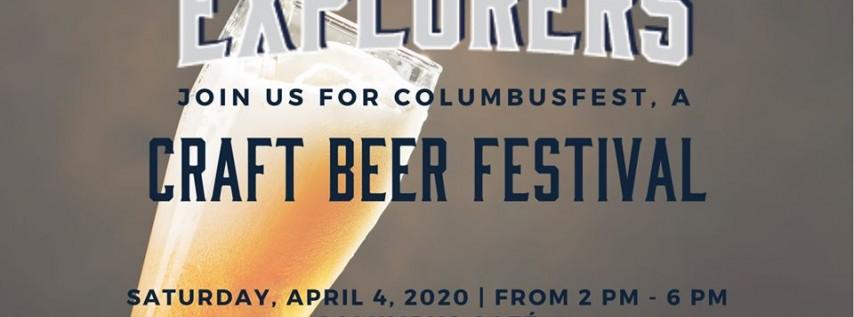 Columbusfest Craft Beer Festival