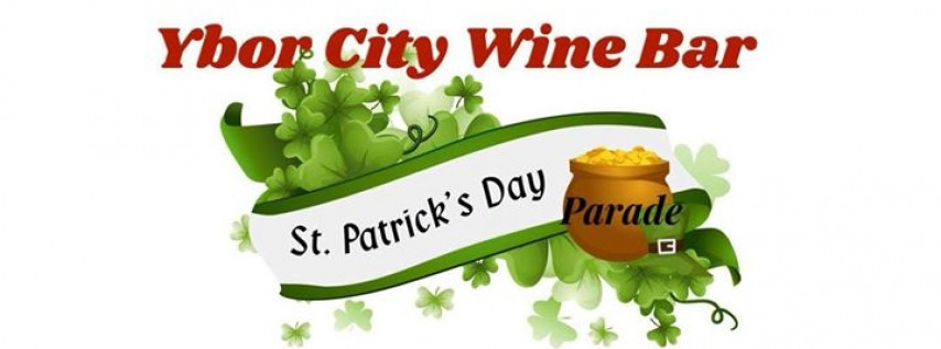 St. Patrick's Parade Patio Party