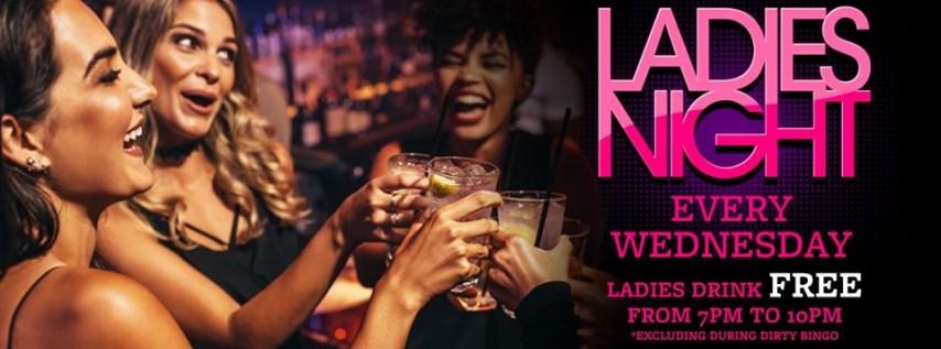 Ladies Night at TWP