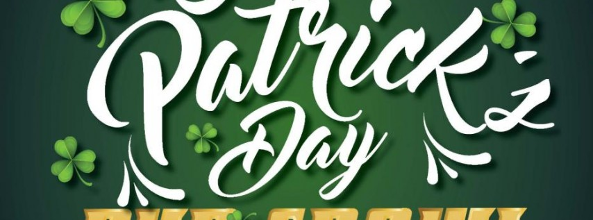 The Block That ROXX! St. Patrick's Day Pub Crawl- CANCELLED