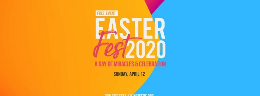 Easter Fest 2020 Miracle Crusade