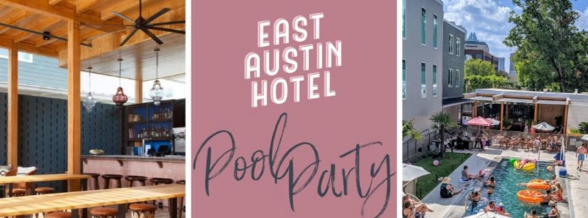 Easter Pool Party benefitting Austin Sunshine Camps