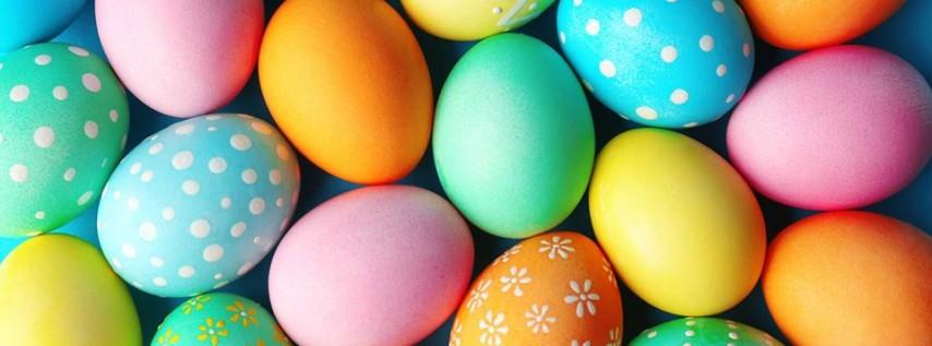 The Great Austin Easter Egg Hunt!