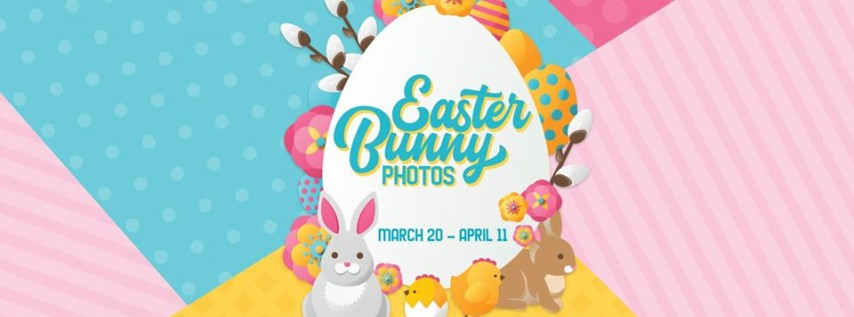 Visit Bunnyville & the Easter Bunny
