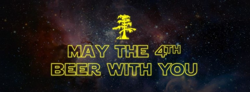 May the 4th Beer with You