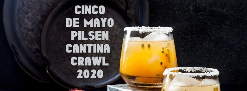 Cinco de Mayo Pilsen Cantina Crawl 2020