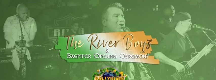 Jamisonfest at Ballyhoos: The Riverboyz
