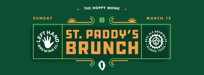 The Hoppy Monk's St. Paddy's Brunch